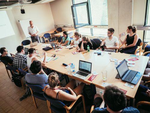 JUVINALE Academy: Script developement @ DAS KINO