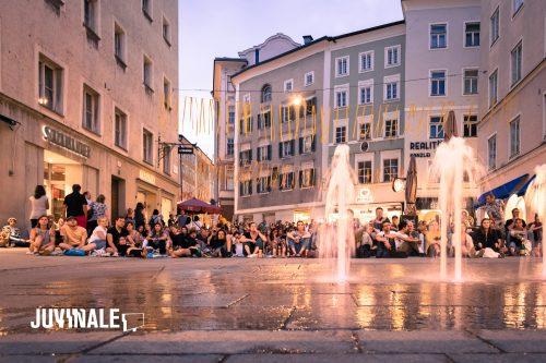 JUVINALE Open Air Sommerkino 2019